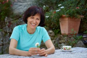 Die mobile Heilpraktikerin Andrea Klärner